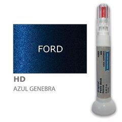 Карандаш-корректор для устранения царапин FORD HD - AZUL GENEBRA 12 ml цена и информация | Автомобильная краска | pigu.lt