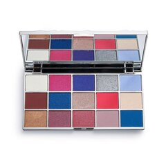 Akių šešėlių paletė Makeup Revolution London Glass Collection 16.5 g, Glass Mirror kaina ir informacija | Akių šešėlių paletė Makeup Revolution London Glass Collection 16.5 g, Glass Mirror | pigu.lt