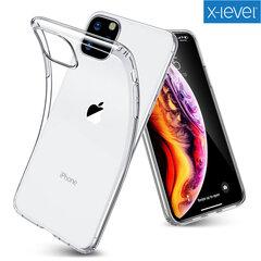 X-Level Antislip/O2 skirtas Huawei P30 Pro, skaidrus kaina ir informacija | Telefono dėklai | pigu.lt