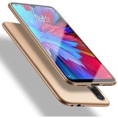 X-Level Guardian skirtas Xiaomi Redmi 4X, auksinis kaina ir informacija | Telefono dėklai | pigu.lt