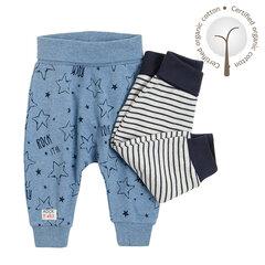 Cool Club pižaminės kelnės berniukams, 2 vnt, CNB2100612-00 kaina ir informacija | Pižamos, miegmaišiai kūdikiams | pigu.lt