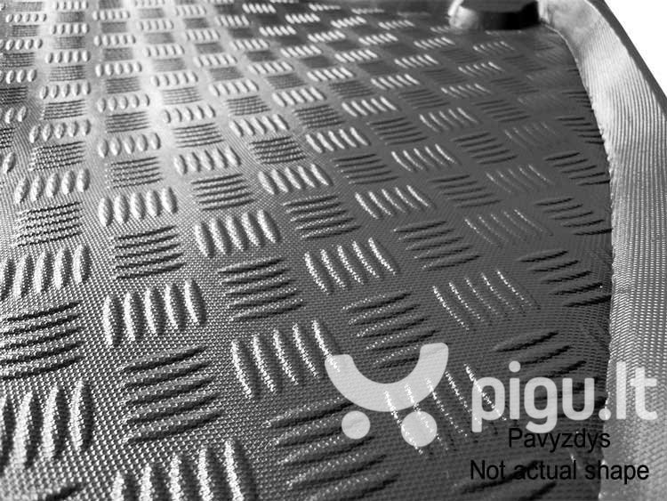 Bagažinės kilimėlis Skoda Yeti 2009-> /28015