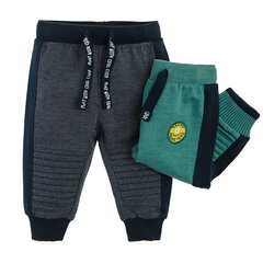 Cool Club sportinės kelnės berniukams, 2 vnt., CCB2101410-00 kaina ir informacija | Cool Club sportinės kelnės berniukams, 2 vnt., CCB2101410-00 | pigu.lt