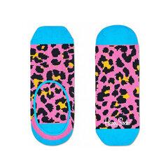 Trumpos kojinės vyrams Happy Socks Leopard kaina ir informacija | Vyriškos kojinės | pigu.lt