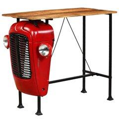 Baro stalas, 60x120x107cm kaina ir informacija | Virtuvės ir valgomojo stalai, staliukai | pigu.lt