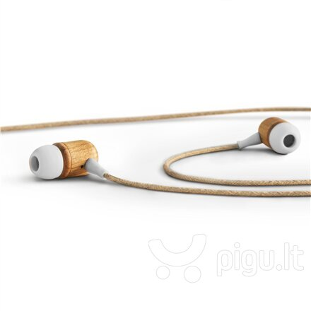 Laidinės ausinės Energy Sistem Earphones Eco Cherry Wood internetu