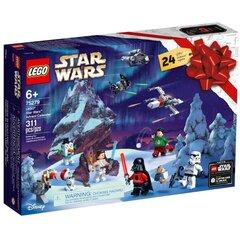 75279 LEGO® Star Wars™ Advento kalendorius kaina ir informacija | Konstruktoriai ir kaladėlės | pigu.lt