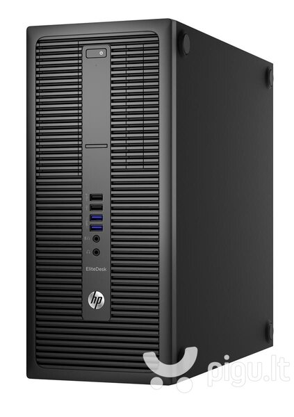 HP 800G2 i5-6500 8GB 256GB SSD Win10P