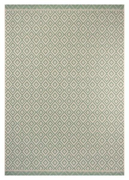 Kiliminis takelis Geometric Green 70x200 cm kaina ir informacija | Kilimai | pigu.lt