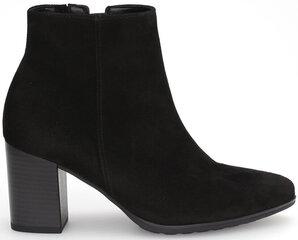 Aulinukai moterims Gabor, juoda kaina ir informacija | Aulinukai, ilgaauliai batai moterims | pigu.lt