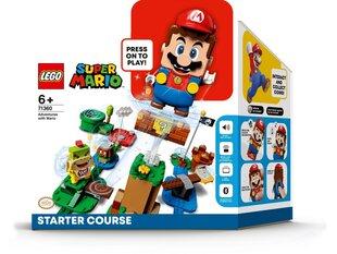 71360 LEGO® Super Mario Базовый набор приключений с Марио цена и информация | Игрушки для мальчиков | pigu.lt