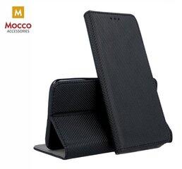 Mocco Smart Magnet Book Case For Huawei Honor 9X Black kaina ir informacija | Telefono dėklai | pigu.lt