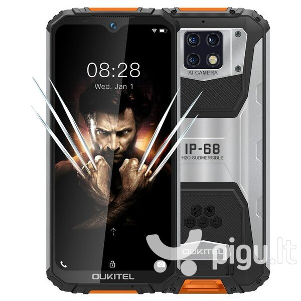 Oukitel WP6 Lite, 128GB, Dual SIM, Orange