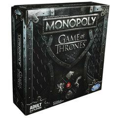 Stalo žaidimas Monopoly Game Of Thrones, anglų k. kaina ir informacija | Stalo žaidimai, galvosūkiai | pigu.lt