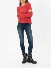 Džemperis moterims, raudonas kaina ir informacija | Džemperiai moterims | pigu.lt