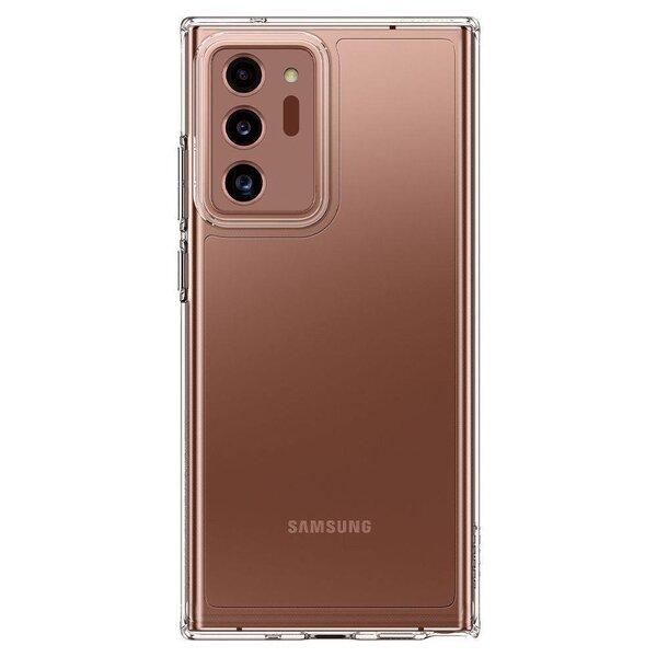 Spigen Ultra Hybrid, skirtas Samsung Galaxy Note 20 Ultra 5G, Crystal Clear pigiau