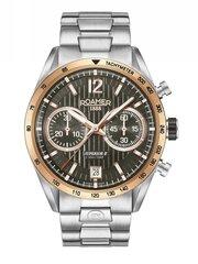 Мужские часы Roamer Superior Chrono II, 510902 49 64 50 цена и информация | Мужские часы | pigu.lt