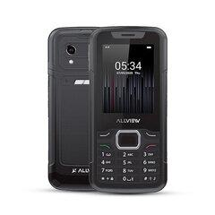 Allview M10 Jump, 64 MB, 128 MB, Dual Sim, black kaina ir informacija | Mobilieji telefonai | pigu.lt
