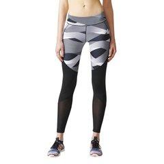 Sportinės tamprės moterims, adidas Ultimate Cut and Sew Long Tights W BR8778 juoda kaina ir informacija | Sportinė apranga moterims | pigu.lt