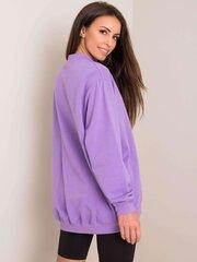Džemperis moterims, violetinis kaina ir informacija | Džemperiai moterims | pigu.lt