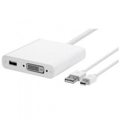 Kabelis/Adapteris Apple Mini DisplayPort - DVI (Dual-Link)