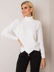 Megztinis moterims, baltas kaina ir informacija | Megztiniai moterims | pigu.lt