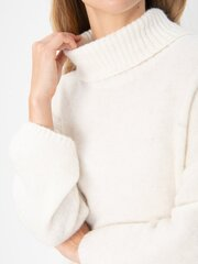 Megztinis moterims Vila 14061730, baltas kaina ir informacija | Megztiniai moterims | pigu.lt