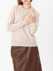 Megztinis moterims Selected 16074482, rudas kaina ir informacija | Megztiniai moterims | pigu.lt
