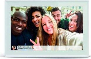 Braun DigiFrame 1018, 8 GB, balta kaina ir informacija | Braun DigiFrame 1018, 8 GB, balta | pigu.lt