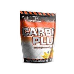 Maisto papildas Hi Tec Carbo Plus 1000 g., apelsinų skonio kaina ir informacija | Energetikai | pigu.lt