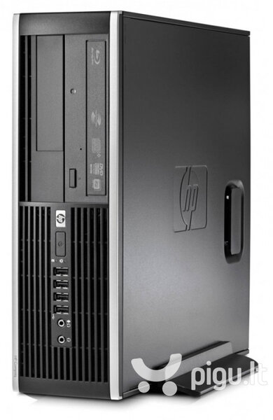 HP 8100 Elite SFF i7-870 8 GB 240 GB SSD 1 TB HDD GTX1650 4 GB Windows 7 Professional