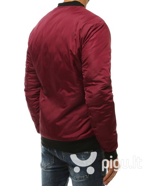 "Мужская куртка красного цвета ""Hermal"" цена"