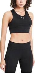 Sportinė liemenėlė moterims Puma Rtg Crop Top, juoda kaina ir informacija | Sportinė apranga moterims | pigu.lt