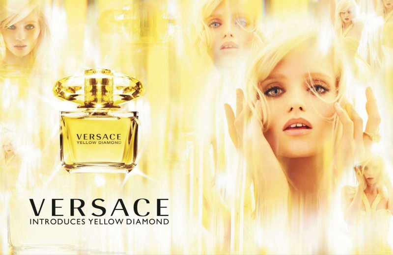 Tualetinis vanduo Versace Yellow Diamond EDT moterims 90 ml internetu