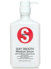 Drėkinamasis plaukų serumas Tigi S-Factor Silky Smooth 250 ml