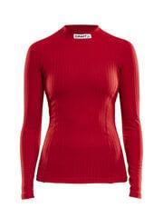 Termo marškinėliai moterims Craft Progress, raudoni kaina ir informacija | Termo apatiniai moterims | pigu.lt