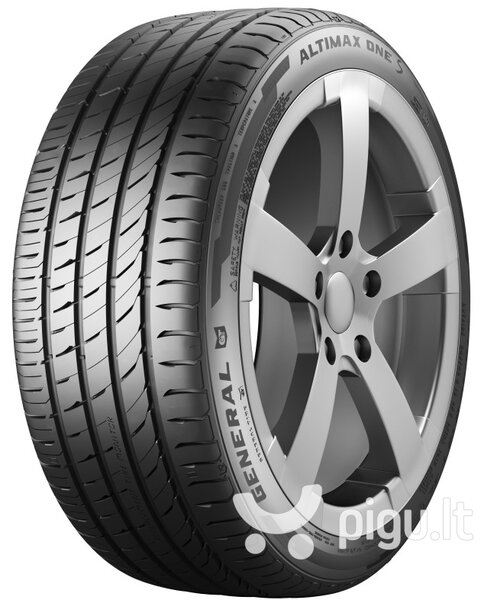 General Tire AltiMAX One S 175/55R15 77 T