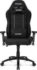Žaidimų kėdė Akracing Core Series EX, juoda kaina ir informacija | Biuro kėdės | pigu.lt