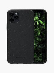 DBRAMANTE1928 GRENEN dėklas skirtas Apple iPhone 12/12 Pro, Juoda kaina ir informacija | Telefono dėklai | pigu.lt