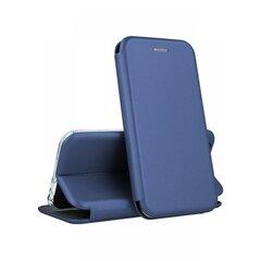 Dėklas Book Elegance Samsung A217 A21s, mėlynas kaina ir informacija | Telefono dėklai | pigu.lt