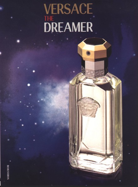 Tualetinis vanduo Versace The Dreamer EDT vyrams 50 ml internetu