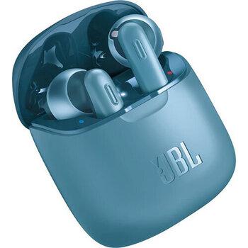 Belaidės ausinės JBL Tune 220TWS Blue kaina ir informacija | Ausinės, mikrofonai | pigu.lt
