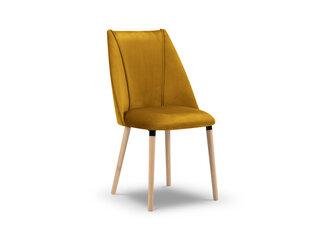 Kėdė Kooko Home Sonata, geltona kaina ir informacija | Kėdė Kooko Home Sonata, geltona | pigu.lt