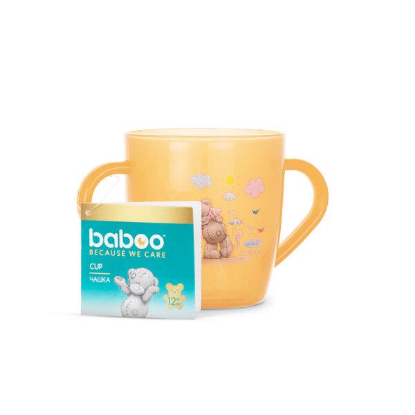 Baboo puodelis, Me To You, oranžinis, 200ml, 12+ mėn kaina