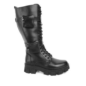 Ilgaauliai batai moterims Lorenzo kaina ir informacija | Ilgaauliai batai moterims Lorenzo | pigu.lt