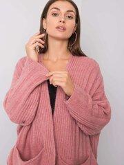 Megztinis moterims, rožinis kaina ir informacija | Megztiniai moterims | pigu.lt