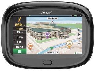 LARK-MOTO Navigacinė sistema motociklams kaina ir informacija | Moto reikmenys | pigu.lt