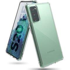 Dėklas Fusion Ultra skirtas Samsung G780 Galaxy S20 FE, skaidrus, 1 mm kaina ir informacija | Telefono dėklai | pigu.lt