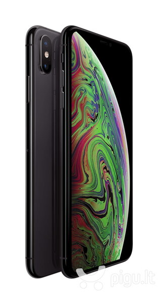 Apple iPhone XS Atnaujinta, 64 GB, Space Gray kaina