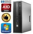 HP 705 G2 SFF A10 PRO-8750B 16GB 480SSD+2TB GTX1650 4GB WIN7Pro kaina ir informacija | Stacionarūs kompiuteriai | pigu.lt